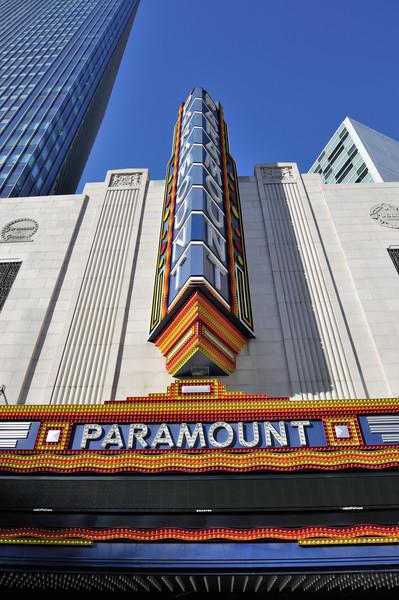 Paramount Theatre Est  2009