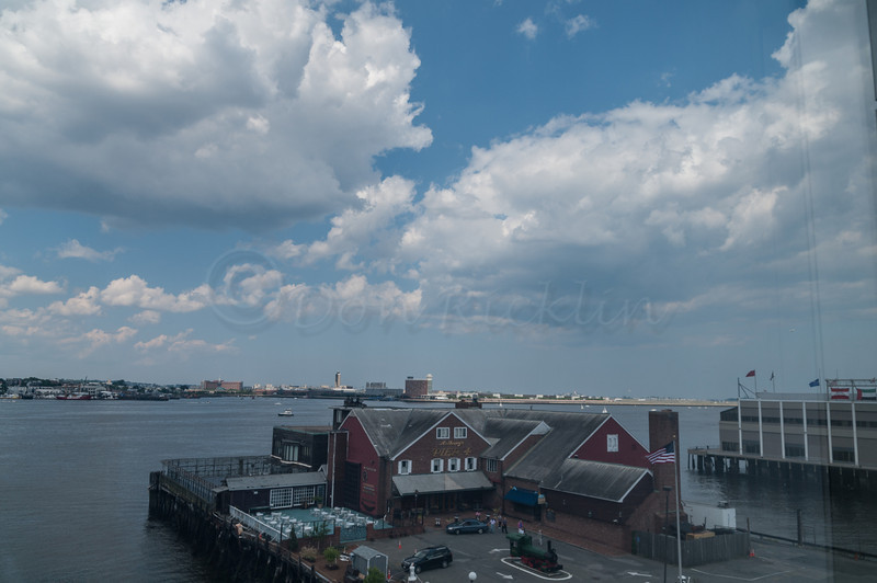Pier Four, Boston Harbor