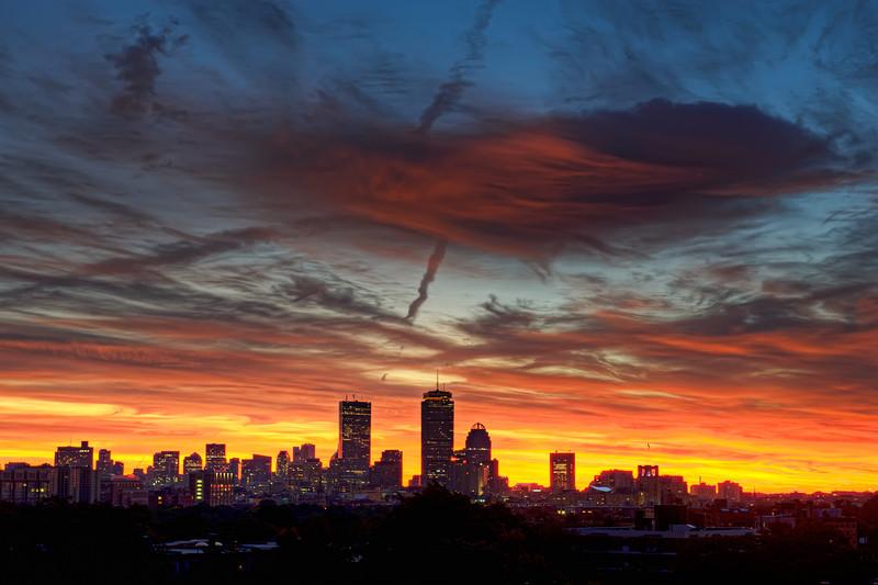 Boston Rising