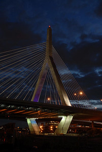 Zakim Bridge, Boston MA