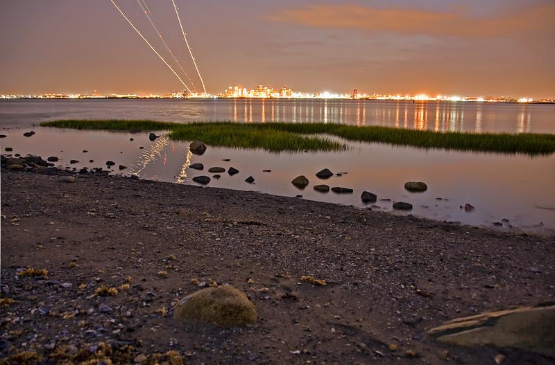 Sea Lagoon Landing