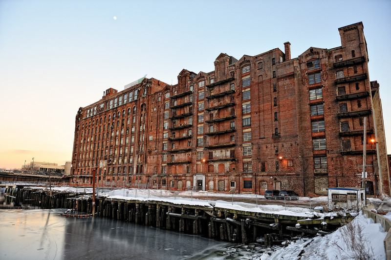 Waterfront Warehouse