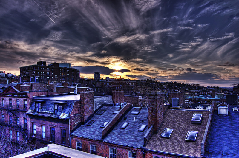 Beacon Hill Sunset