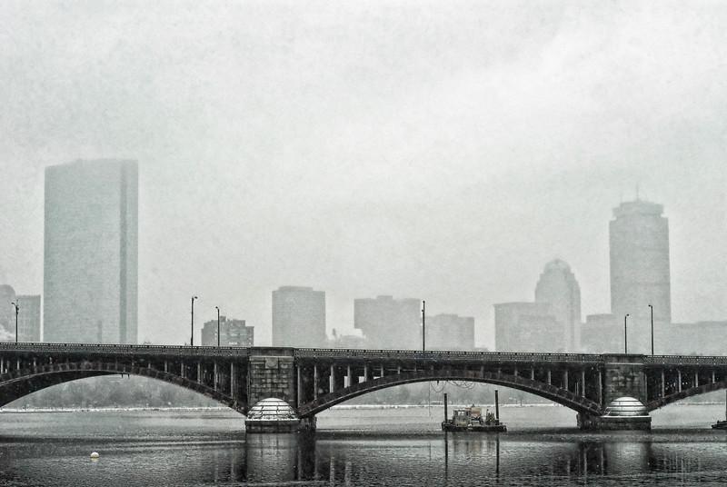 Snowswept City