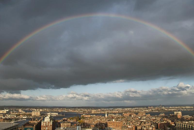 North End Rainbow