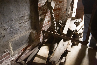 Touring The Old North Church in Boston