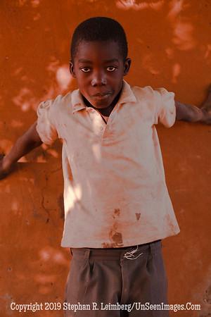 Boy in Pink Shirt at Wall II_MG_6732 web