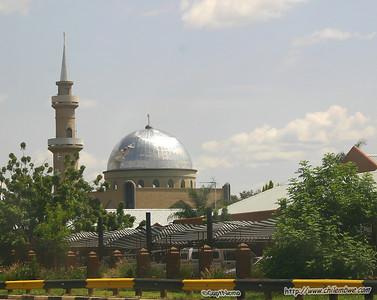 Moslem Mosque.