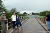 Mom and Dad at the Limpopo river