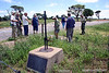Marker at the Tropic of Capricorn.
