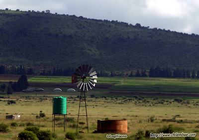 windmill, South Africa