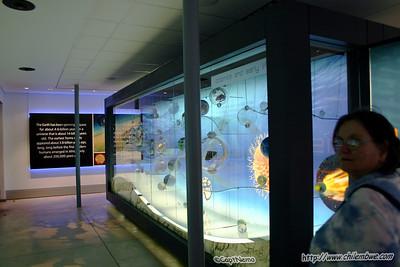 Museum at Sterkfontein