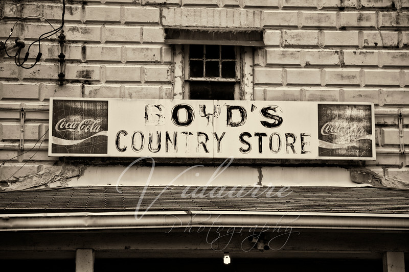 The Country Store in my Neighborhood.