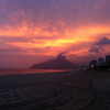 First evening in Rio! (iPhone shot)
