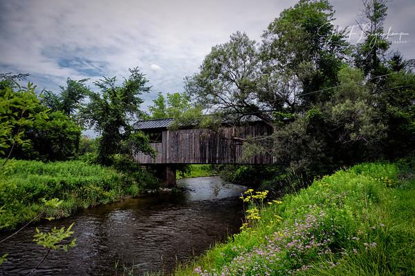 Quinlan Lower Bridge, VT