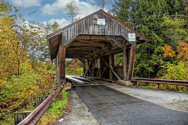 Power House Bridge, VT