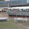 Looks like the Diamantina still floats...this is supposed to be a dry dock