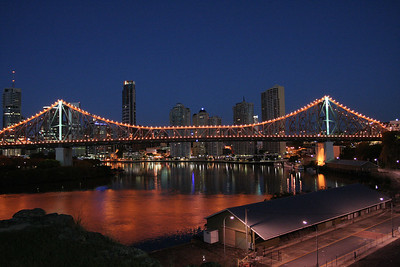 Brisbane by Dawn