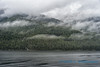 Rain and clouds in the Inside Passage