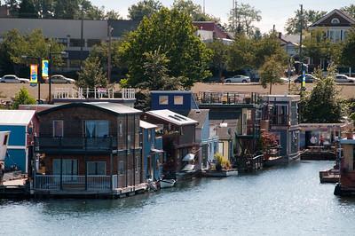 House boats.
