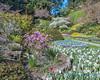 Spring time, Butchart Gardens