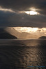 Morning rays on Johnstone Strait