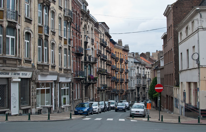Streets of Brussel
