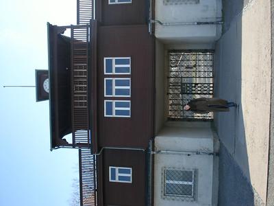 Buchenwald camp gate
