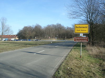 Now entering Buchenwald