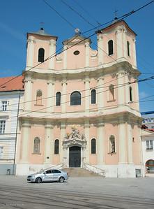 The Trinitarian Church or Trinity Church