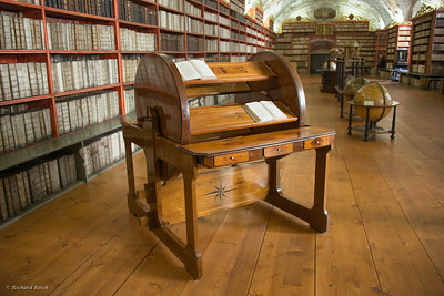 Library of Strahov Monastery, Prague