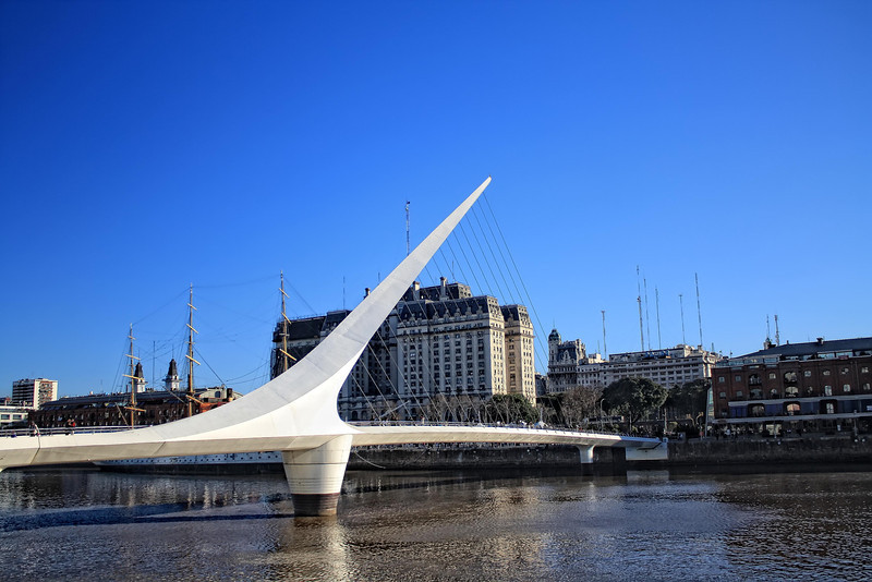"The ""Tango"" Bridge"