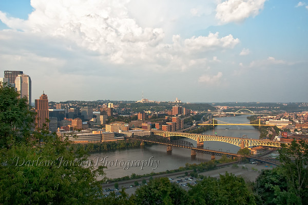 The City of Bridges Pittsburgh, Pennsylvania