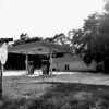 Abandoned Gas Station on Old River Road