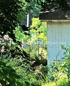 Bushkill Park Sign