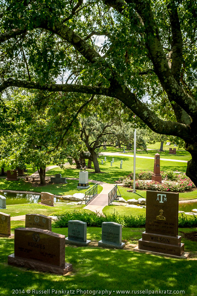 The State Cemetery
