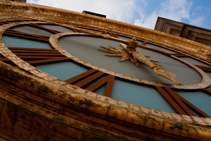 UT Tower Clock