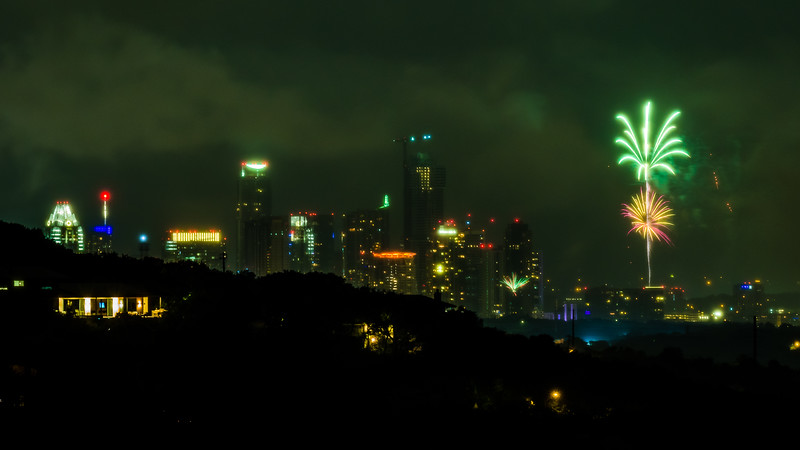 20180704 Fireworks From The Roof-40