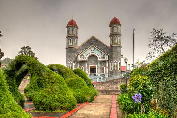 Church of Zarcero, Costa Rica