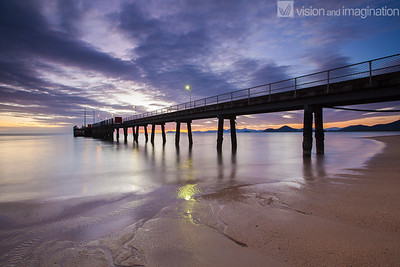 Palm Cove Pier, Cairns