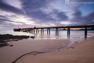 Palm Cove Pier, Cairns