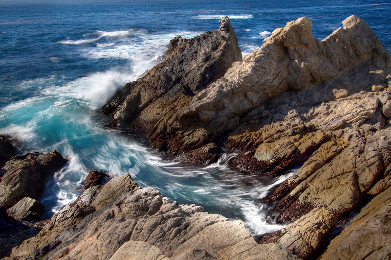 Point Lobos Splash