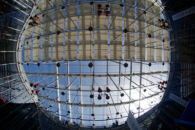View of the piazza roof at the California Academy of Sciences A day at the California Academy of Sciences ref: 73ac13b9-6aee-45a0-87b1-0c86cb9b906b