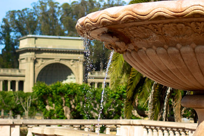 Fountain in Golden Gate Park A day at the California Academy of Sciences ref: 73ac13b9-6aee-45a0-87b1-0c86cb9b906b