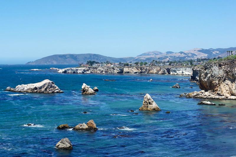 Pismo Beach Sea Cliffs