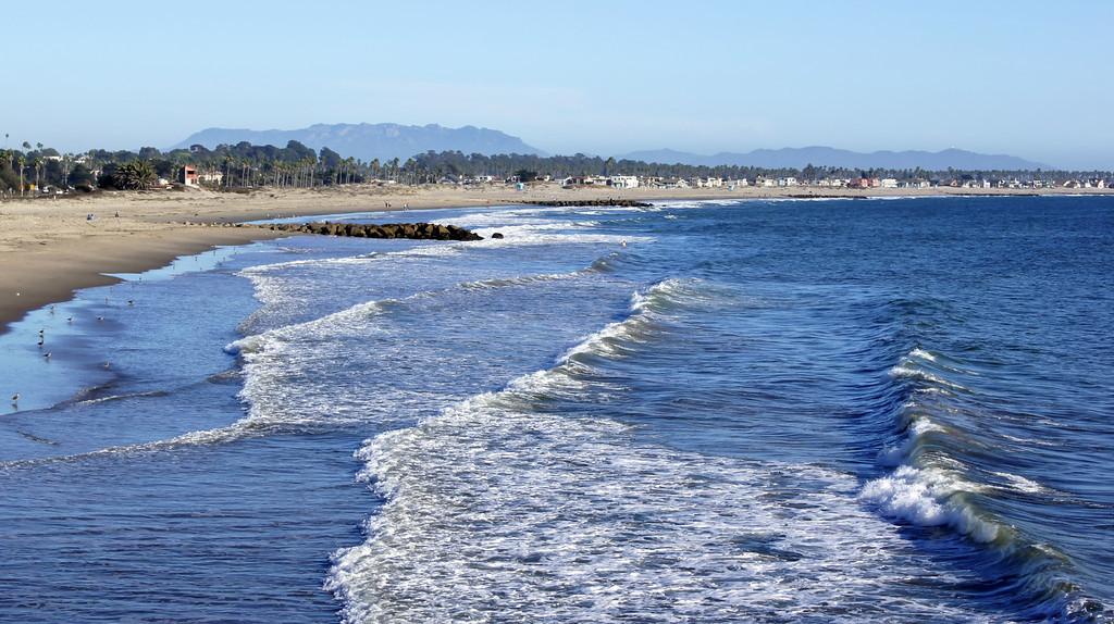 Ventura California Coastline