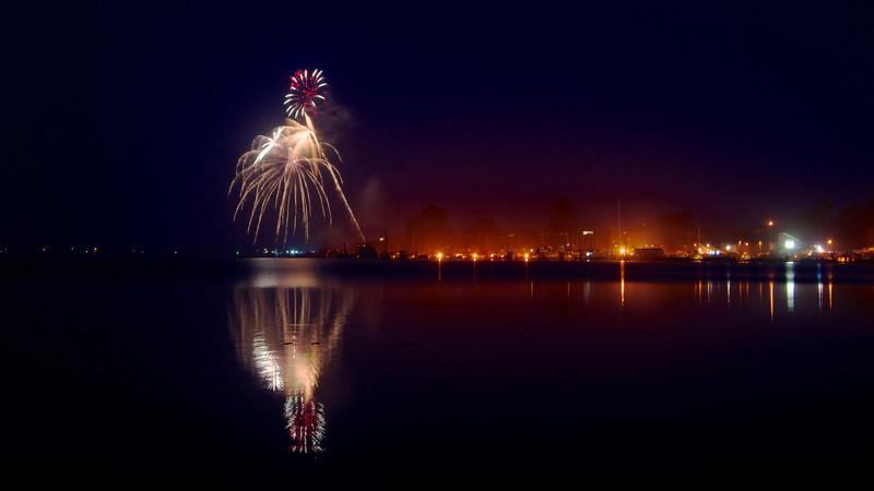 Bodega Bay Fireworks