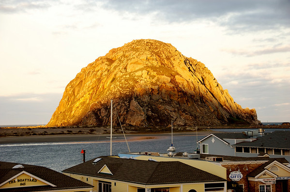 California, Morro Bay