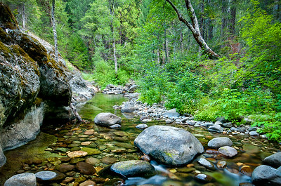 Oregon Creek, Tahoe National Forest, CA