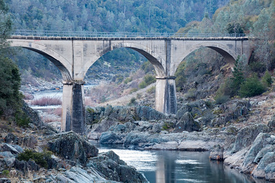 Bridge, North Fork American River